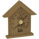 Гигрометр для бани и сауны Sawo 115-НD кедр