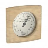 Гигрометр SAWO 270-HBP сосна