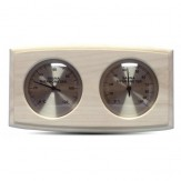Термогигрометр для сауны и бани Sawo 271-THBA