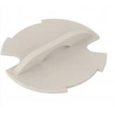 Крышка деревянная для запарника Sawo 381-A, 381-A-COV