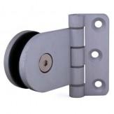 Дверная петля из алюминия для стеклянных дверей Sawo 571