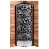 Электрическая печь для сауны и бани Sawo Tower TH3-60NB-CNR (угловая)