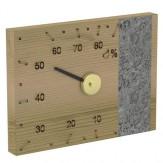 Гигрометр SAWO 170-TRD кедр