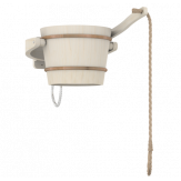 Обливное устройство Sawo кедр, 18л 393-A