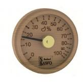 Гигрометр для бани и сауны Sawo 102-HD кедр