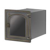 Духовой шкаф Везувий (ДТ-4С) бронза