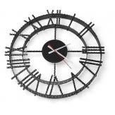 Часы для бани кованые Везувий 1Ч