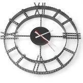 Часы для бани кованые Везувий 2B