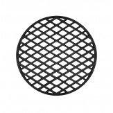 Решетка гриль чугунная Везувий Ø 450 мм