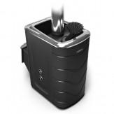 Печь для бани TMF (Термофор) Гейзер 2014 Inox ДН ЗК ТО антрацит