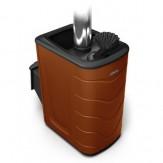 Печь для бани TMF (Термофор) Гейзер 2014 Carbon ДА ЗК терракота