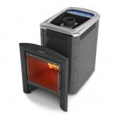 Печь для бани TMF (Термофор) Компакт 2013 Carbon Витра Б антрацит