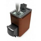 Печь для бани TMF (Термофор) Гейзер 2014 Inox ДА ЗК шоколад