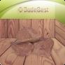 Малиновый кварцит колотый Шокша для бани и сауны, 1 кг в бумажном коробе