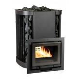 Дровяная печь для бани и сауны Kastor Saga 20 TS-1