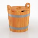 Запарник для бани  BentWood из лиственницы