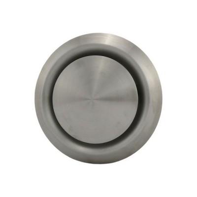 Анемостат вентиляционный клапан Pisla 100 мм металл