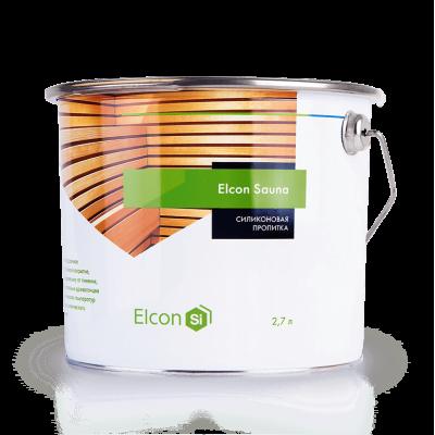 Масло для полков Elcon Sauna Oil 2.7 л