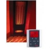 Инфракрасная панель излучатель Harvia Corbon 1000X400мм, 380Вт