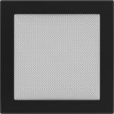 Вентиляционная решетка Kratki Черная (22*22) 22C