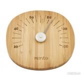 Tammer-Tukku Термометр бамбуковый круглый для сауны Rento, артикул 207964
