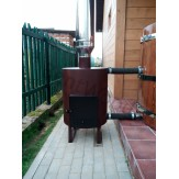 Печь для нагрева воды в купели 45 кВт