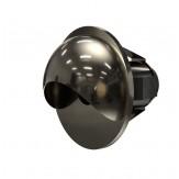 Набор светодиодных линз Cariittii GP-65 Kit 6 (6 х GP-65) Хром 1532619