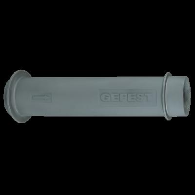 Труба Гефест стартовая чугунная Ф 130 L-500 для печей ПБ-03