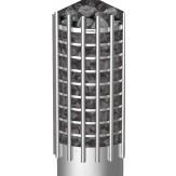 Печь для сауны Harvia Glow Corner TRC 90 (со встроенным пультом, угловая)