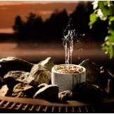 Фонтанчик каменный для сауны Saunatroikka