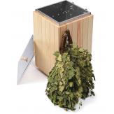Веникозапарник Инжкомцентр ВВД малый темное дерево