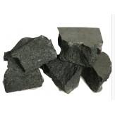 Пироксинит колотый камень для бани и сауны 1кг в пластиковом ведре