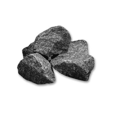 Вулканит колотый камень для бани и сауны 1кг в экологичной упаковке