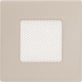 Вентиляционная решетка  Kratki Кремовая (11*11) 11K