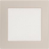 Вентиляционная решетка Kratki Кремовая (17*17) 17K