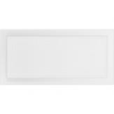 Вентиляционная решетка  Kratki Белая (22*45) 22-45B