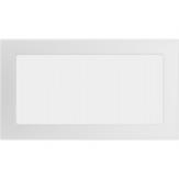 Вентиляционная решетка  Kratki Белая (17*30) 30B