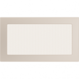 Вентиляционная решетка Kratki Кремовая (17*30) 30K