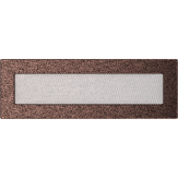 Вентиляционная решетка Kratki Латунь(11*42) 42M