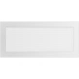 Вентиляционная решетка  Kratki Белая (17*37) 37B