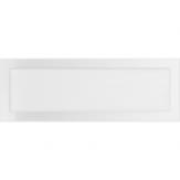 Вентиляционная решетка  Kratki Белая (17*49) 49B