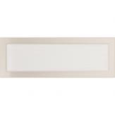 Вентиляционная решетка Kratki Кремовая (17*49) 49K