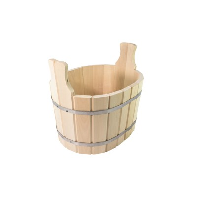 Шайка для бани овальная 30 л (МО-30)