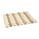 Коврик-сидушка (ТМ-13) деревянный для бани и сауны