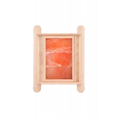 Абажур угловой ольха с гималайской солью 3 плитки АСО-3 (без соли)
