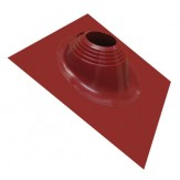 Уплотнитель кровельных проходов из силикона Master Flash угловой красный серия В 203-280