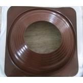 Уплотнитель кровельных проходов Master Flash из силикона YS-07 коричневый