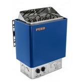 Электрическая печь для бани Peko EH-45синий