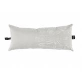 Подушка (подголовник) для бани и сауны Rento серая 50х22 см