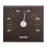 Tammer-Tukku Термометр алюминиевый  для сауны Rento, какао, артикул 223829